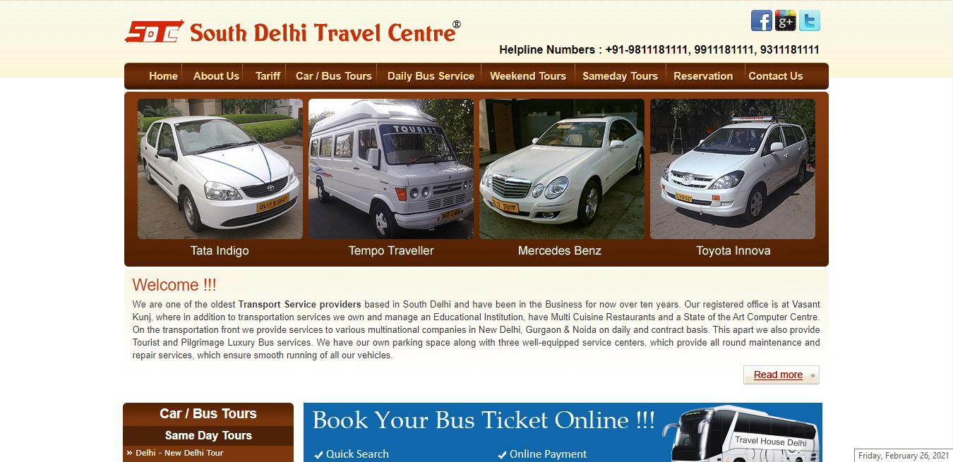 South Delhi Travel