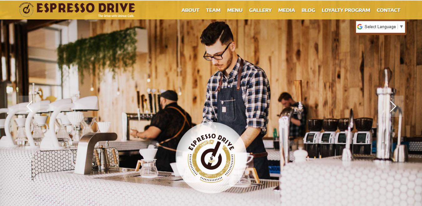 Espresso Drive