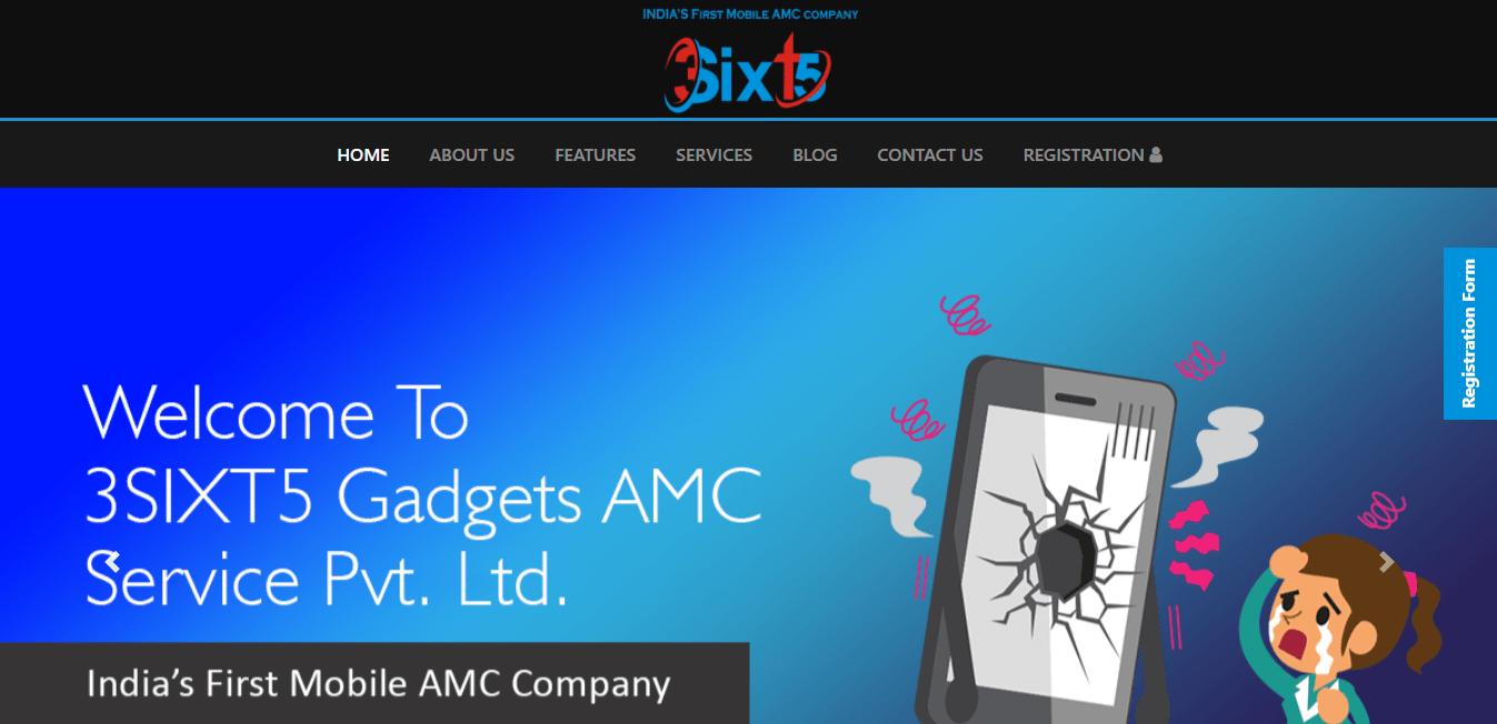 3Sixt5 Gadgets AMC