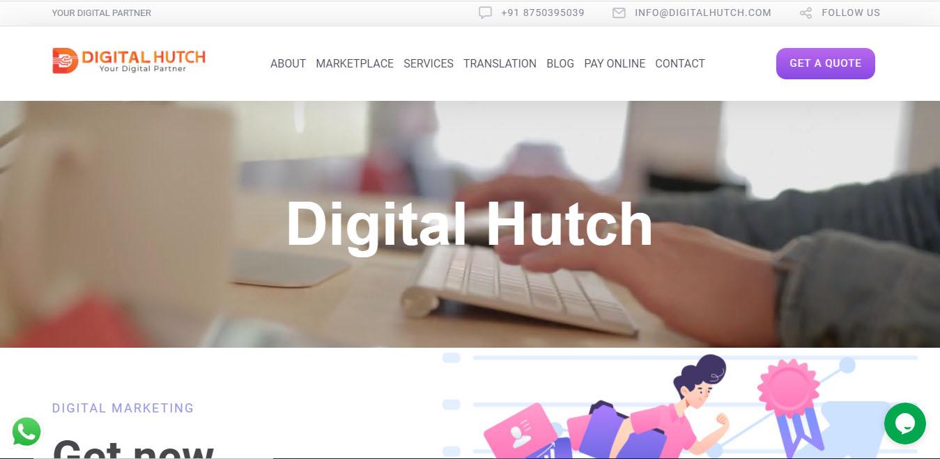 Digital Hutch