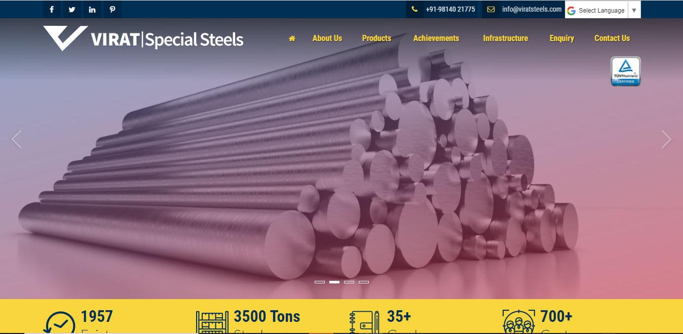 Virat Steels